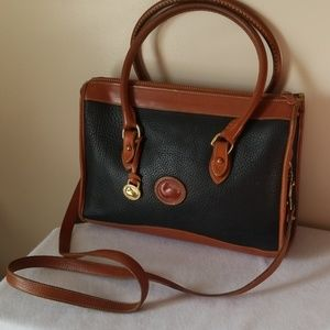 Vintage dooney and bourke All Weather Leather